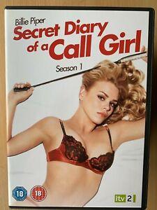 Secret Diary of a Call Girl Season 1 DVD British Prostitution Series Box Set