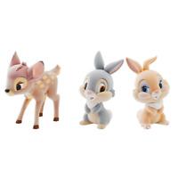 Banpresto Disney Characters Fluffy-Puffy Bambi Thumper Miss Bunny japan figures