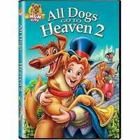 All Dogs Go to Heaven 2 DVD