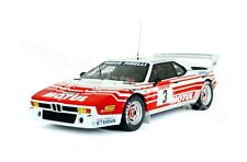OTTO MOBILE 1983 BMW M1 Groupe B Tour de Corse 1:18 LE of 3000 pcs!*New Item*
