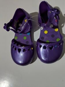 Toddler Girl size 6 Childrens Place Shoes Purple NEW