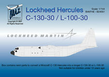 Braz Models 1/144 Lockheed C-130-30 Conversion Set