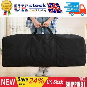 Durable Big Moving Bag Waterproof Oxford Packing Luggage Woven Snakeskin Bag UK