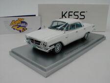 "KESS 43032021 - Chevrolet New Yorker Sedan 4 Door Bj. 1962 "" weiß "" 1:43 NEU"