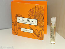 Miller Harris Citron Citron eau de parfum 1.6ml Vial Sample New in Box