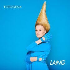 Laing - Fotogena, 1 Audio-CD