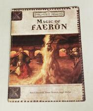 Forgotten Realms: Magic of Faerun