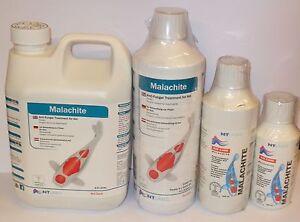 NT Labs Koi Care Malachite Anti-Fungal Pond Treatment 250ml 500ml 1000ml