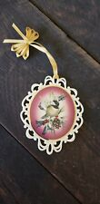 Lenox Winter Greetings Chickadee Ornament By Catherine McClung Usa