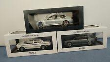 Bmw 5er colección m535i e12 e28 m5 f10 1:18 Paragon norev Limited