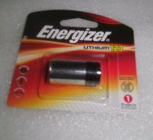 Energizer EL123APBP 3V Lithium 123 Battery
