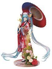 Stronger Hatsune Miku: Hanairogoromo 1/8 Scale PVC Statue