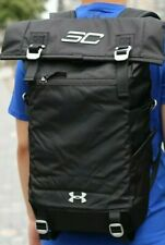 b2ab1a6a00 UNDER ARMOUR BACKPACK SIGNATURE COLLECTION.WATER PROOF.L METAL LOGOS  AUTHENTIC