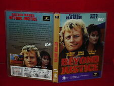 BEYOND JUSTICE (DVD, M) FREE POST