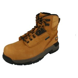 """Mens Ariat Work Leather Lace Up Composite Toe work Boot MASTERGRIP 6 """" H20"""