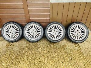 mazda mx5  Artic. Alloy wheels. And Tyres 195 50 15 Artic Alloy Wheels