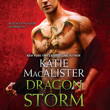 Dragon Storm by Katie MacAlister 2015 Unabridged CD 9781478961697