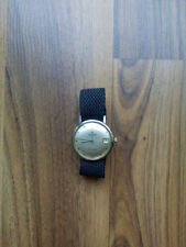 Vintage Swiss Watch Certina automatic Blue Ribbon 1969.