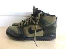 Nike Dunk High Pro SB Hulks / Camper Green Black 9.5