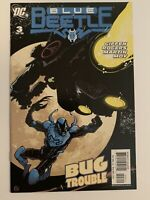 BLUE BEETLE #3 (JULY, 2006), 1st APPEARANCE OF NEW PEACEMAKER 9.6 NM+