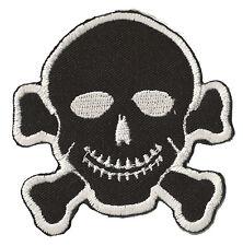 Patch écusson patche Happy Skull Tête de mort