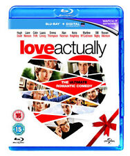LOVE ACTUALLY - BLU-RAY - REGION B UK