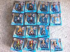 """Complete Set of 2.5"""" Jada 2016 WOMEN OF DC COMICS DIE-CAST METAL 15 Figures"""