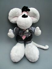 peluche souris DIDDLE gris costume marié / mouse plush
