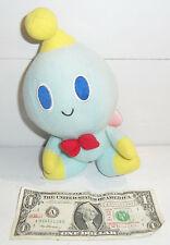 "CHEESE CHAO * Sonic the Hedgehog 2003 UFO Catcher Japan 7"" Plush Rare Figure"