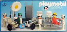 Playmobil Rescue Sets pieces :3217x-3224-3227x-3247-3459-3941