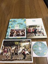 USED NOW 'BTS IN THAILAND 2014 DVD PhotoBook PostCard Mini Poster Set JApan