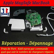 Forfait remplacement de câble cordon sur chargeur Macbook - Magsafe 45W 60W 85W