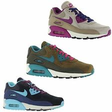 Nike Suede Lace Up Shoes for Women