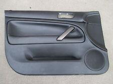 engl. Leder Türverkleidung vorne links VW Passat 3B 3BG Verkleidung schwarz