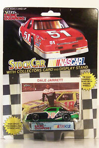 RACING CHAMPIONS ~ DALE JARRETT ~ #18 INTERSTATE ~ NASCAR