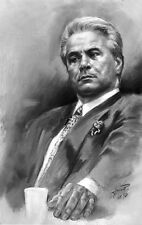 John Gotti, Giclee print on Canvas 24x36 inches by Star