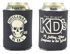 KD Sunglasses Coozie koozie Harley Davidson Custom Drink Beer Holder Cooler