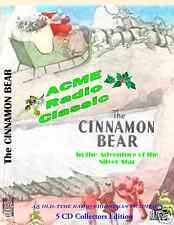 The Cinnamon Bear! - New 5 Disc CD from ACME-Radio!