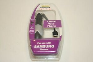 Wireless Gear Rapid Car Charger Model G0047 for Older Samsung Phones (See Pics)
