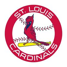 St. Louis Cardinals 2 PACK Die Cut Decal Sticker - You Choose Size FREE SHIPPING