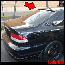 SPK 244R Fits: Honda Civic 1996-2000 2dr Polyurethane Rear Roof Window Spoiler