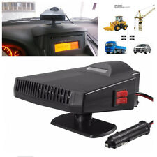 12V 200W Car Truck Ceramic Heater Cooler Dryer Fan Defroster Demister Universal
