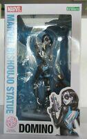 Authentic Kotobukiya Bishoujo Marvel Comics Domino Statue Figure wDeadpool Doll