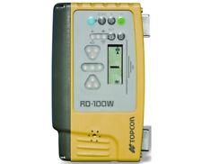 Topcon Rd-100W Wireless 360-Degree Remote Display for Machine Control Receivers