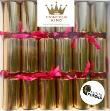 6 Unicorn Crystal Crackers - The Cracker King-British Fossils - Made in England