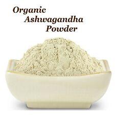 500 G prodotti biologicamente Ashwagandha Polvere
