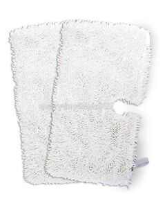 Shark S2901 S3901 Steam Mop MiniCoral Compatible Pads Pockets 2 Pack