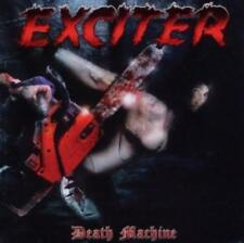 EXCITER Death Machine, CD/2010/9 canzoni/NUOVO OVP