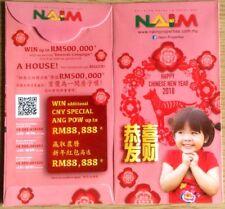 Ang pow red packet Naim 1 pc 2018 new