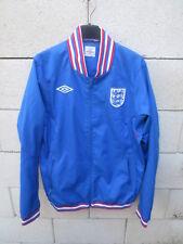 Veste EQUIPE d' ANGLETERRE football jacket UMBRO ENGLAND M